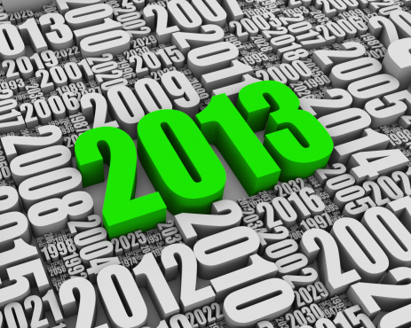 Employment law in 2013