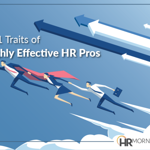 Lead Magnet: 110 Traits of Highly Effective HR Pros