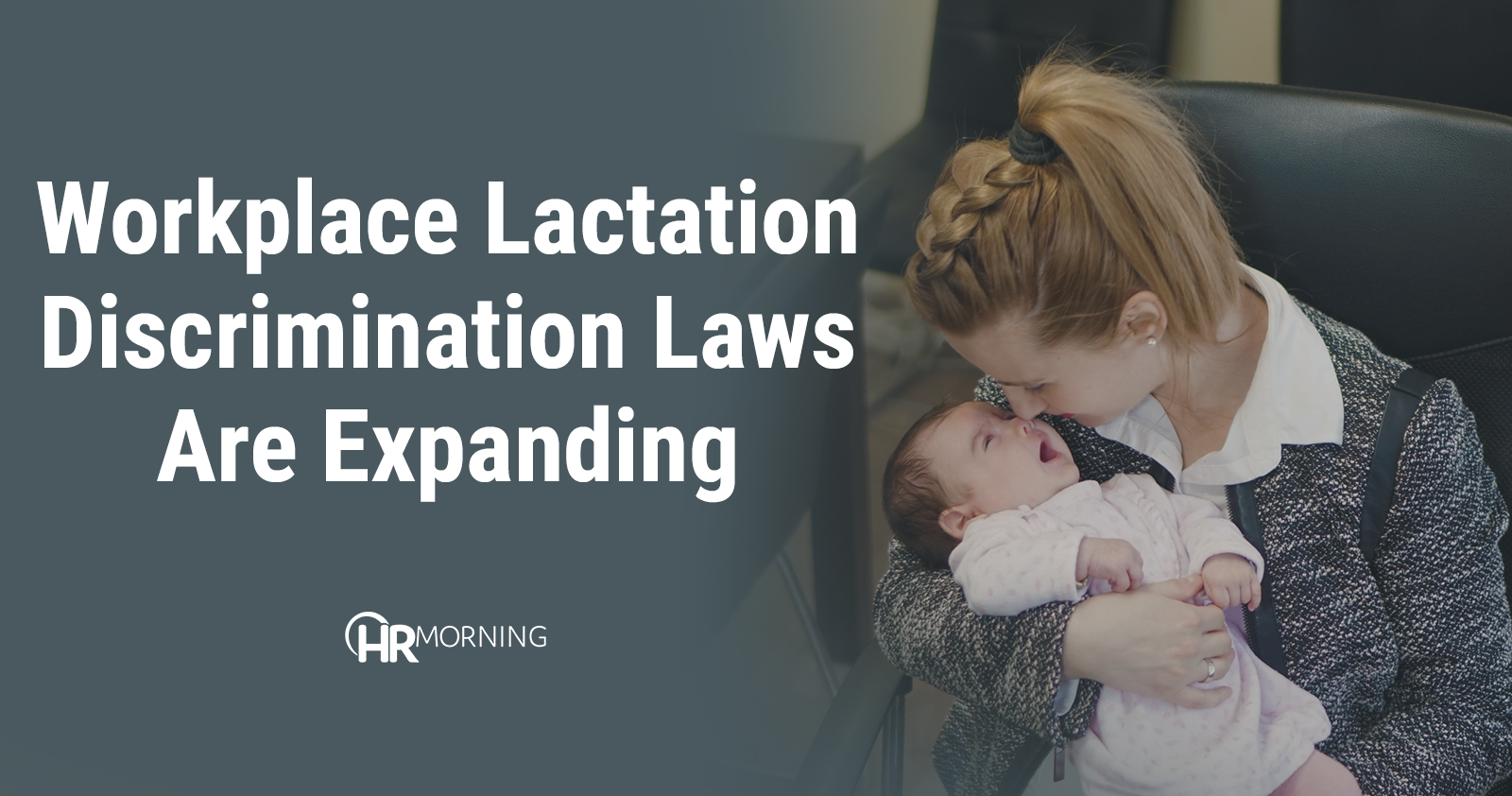 Workplace lactation discrimination laws are expanding