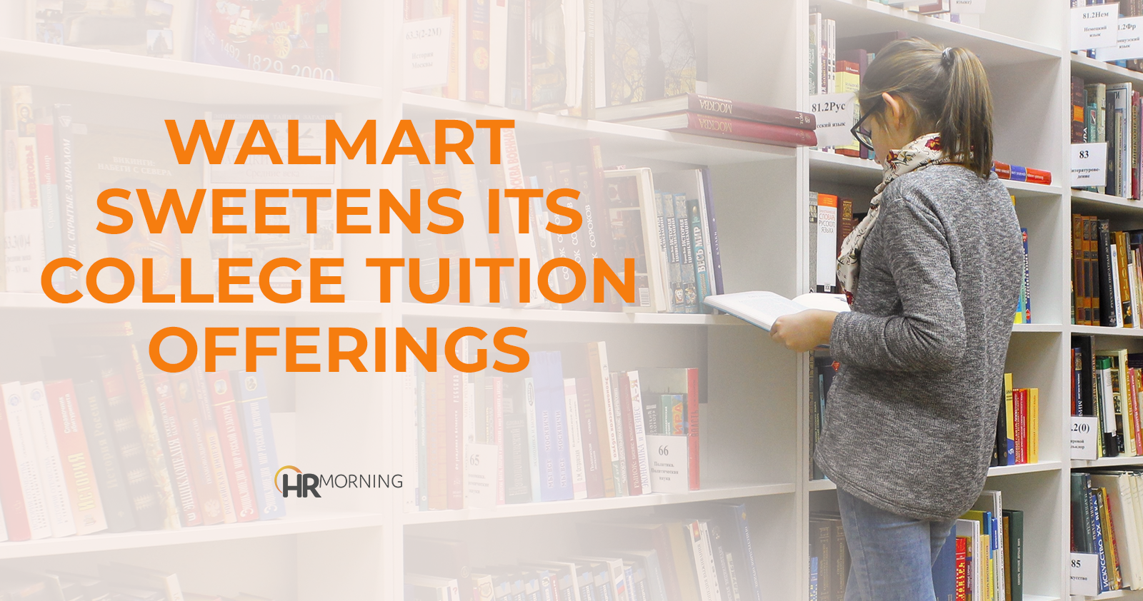 walmart sweetens its college tuition offerings