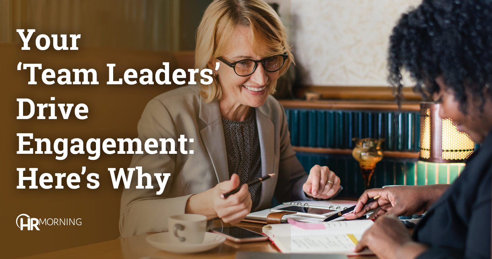 Your 'team leaders' drive engagement: here's why