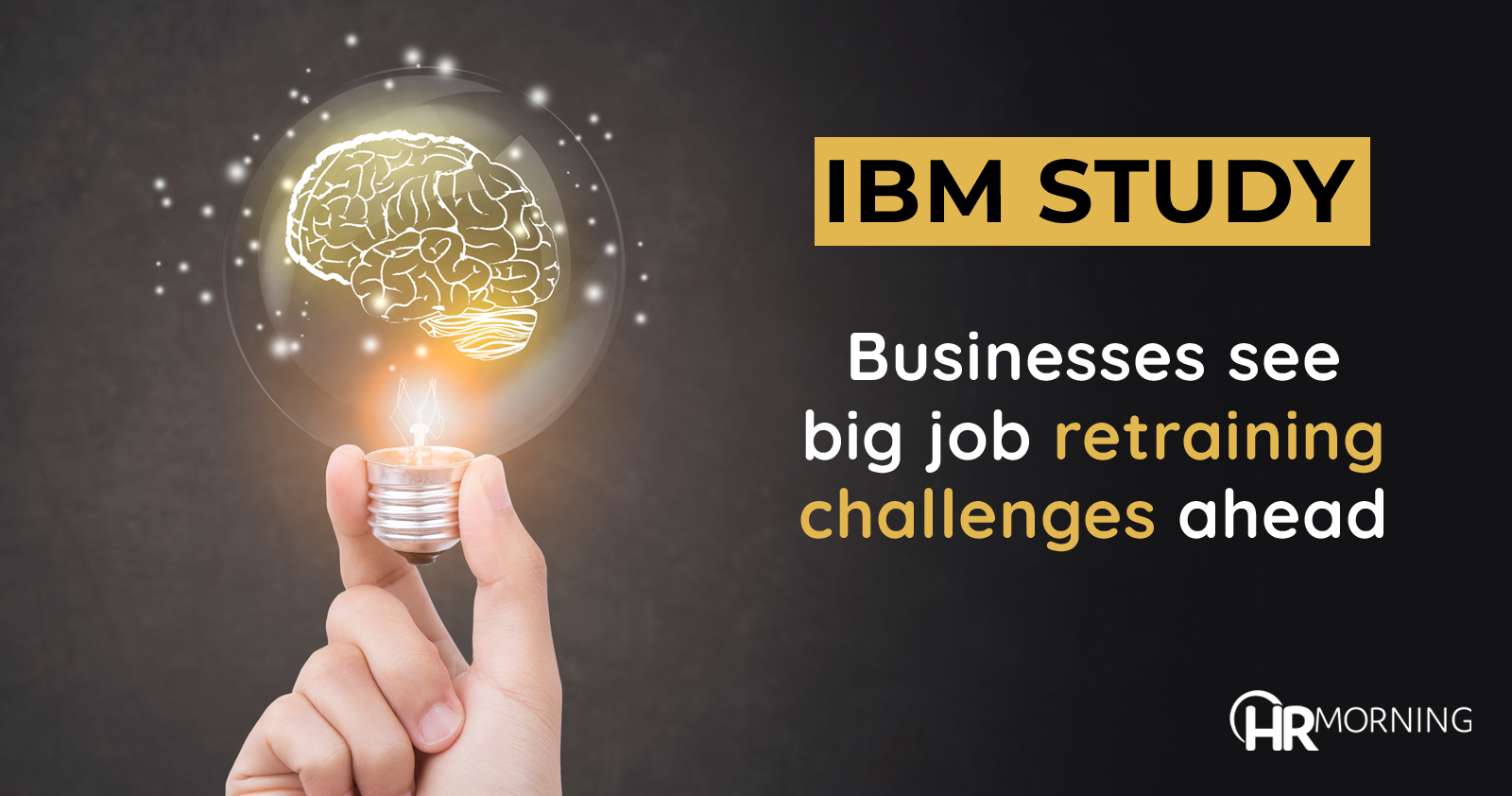 IBM study: Businesses see big job retraining challenges ahead