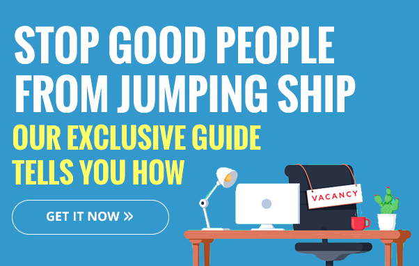 Why Good People Jump Ship And What You Can Do To Keep Them