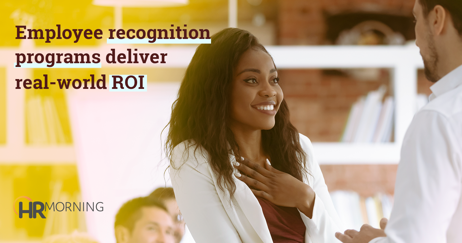 Employee recognition ROI