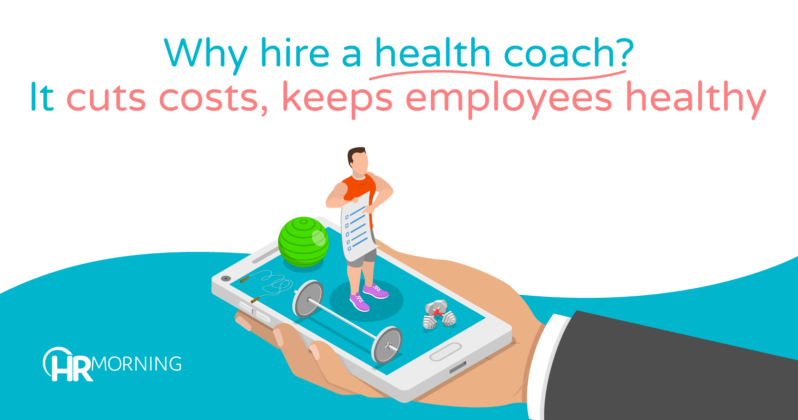 Why hire a health coach