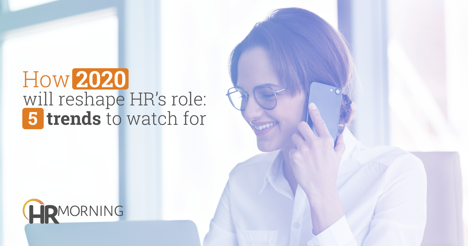 HR's role, 5 trends