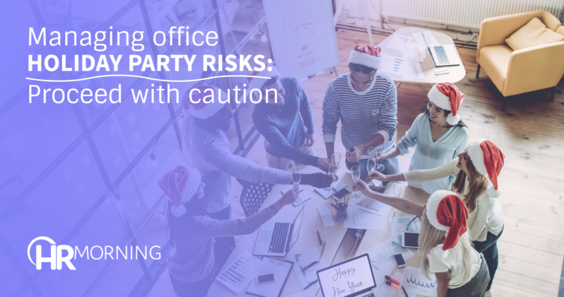 Holiday Party Risks