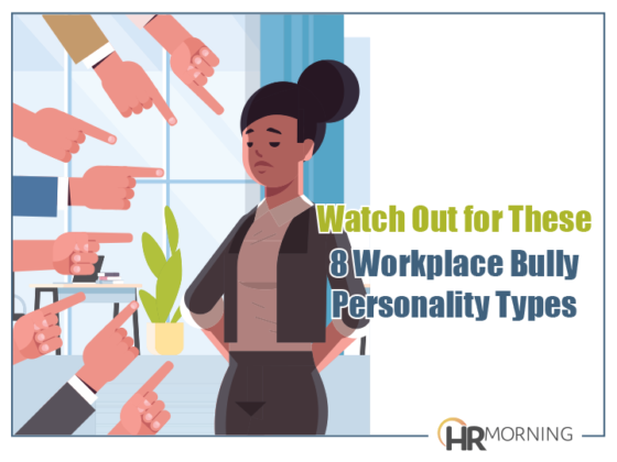 Watch Out for These 8 Workplace Bully Personality Types