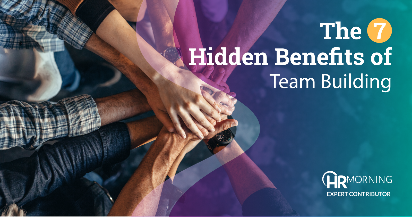 Hidden Benefits Team Building