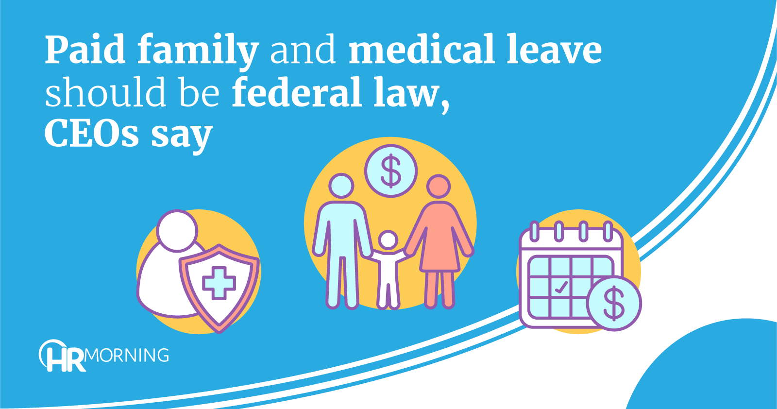Paid family and medical leave should be federal law