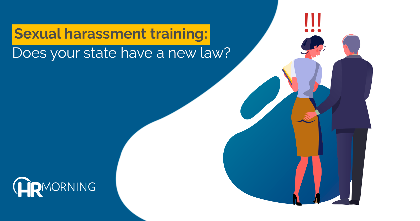 Sexual Harassment Training Does Your State Have A New Law