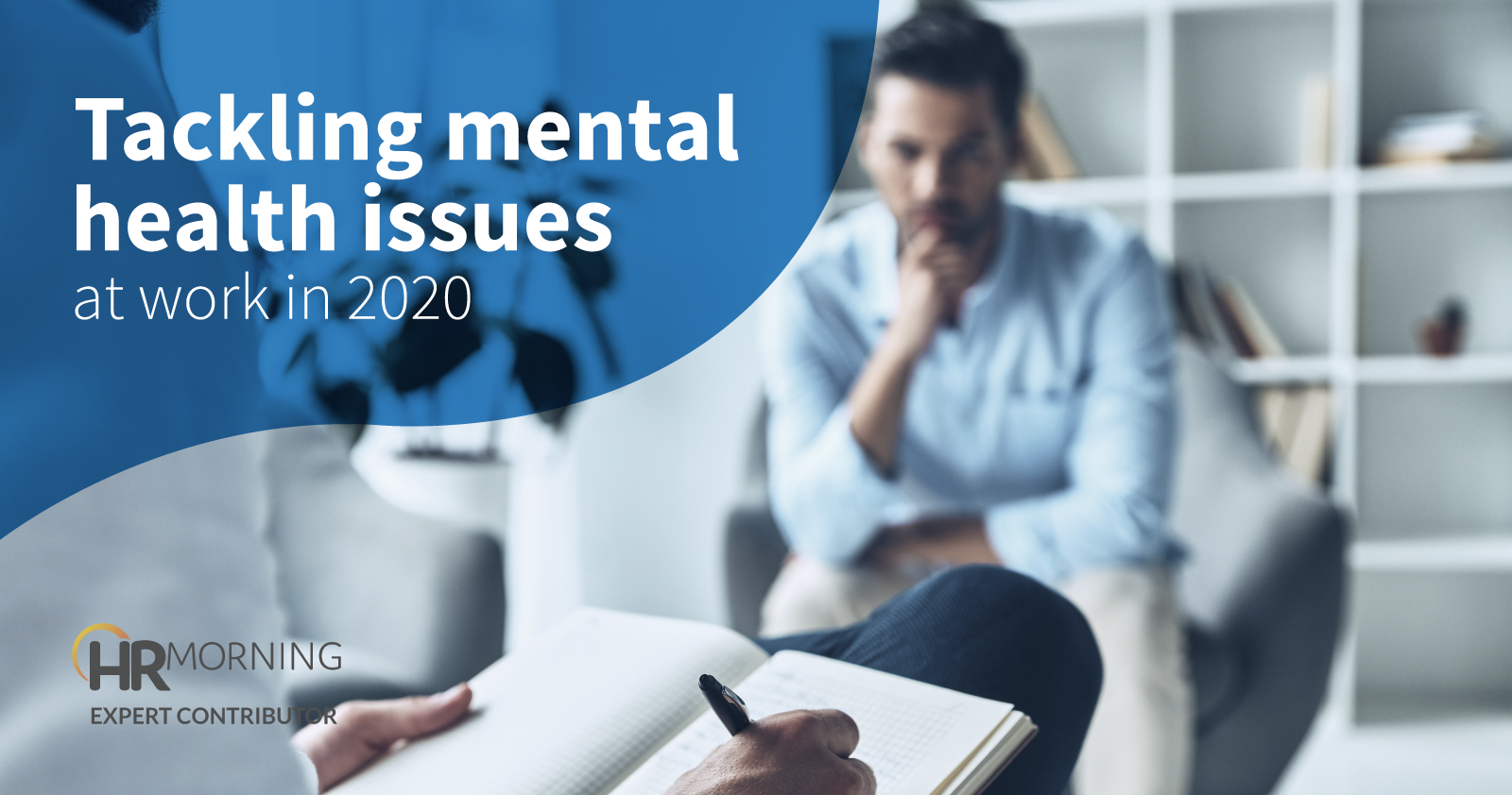 Tackling mental health issues at work in 2020
