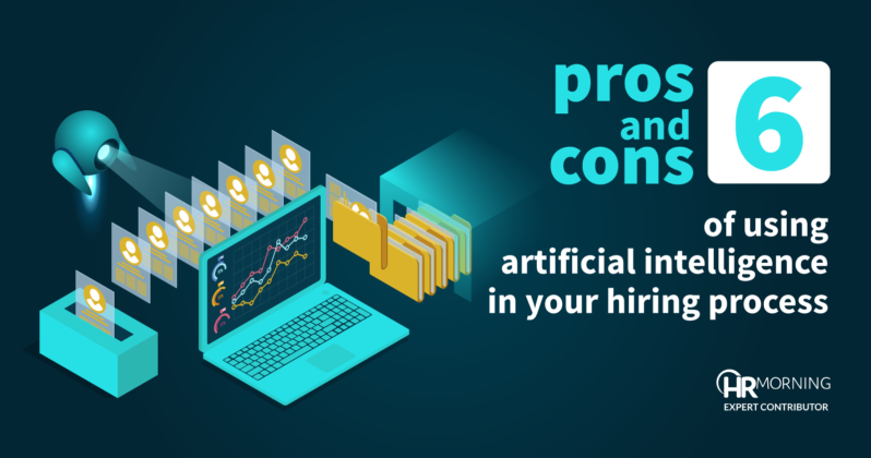6 Pros and Cons of using artificial intelligence
