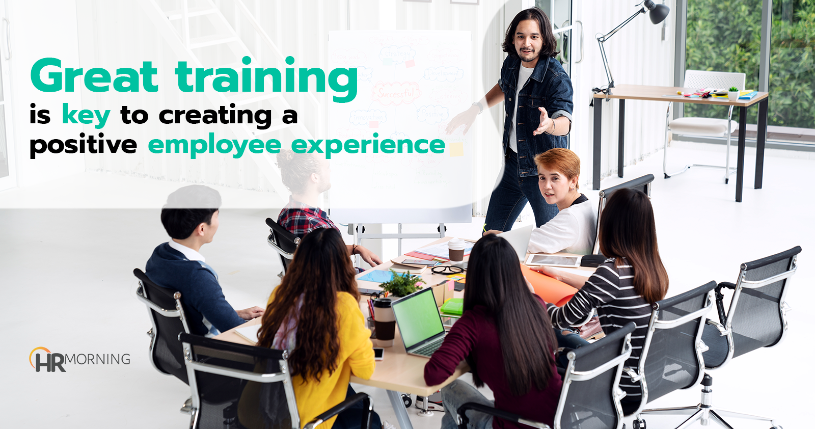 great training is key to creating a positive employee experience