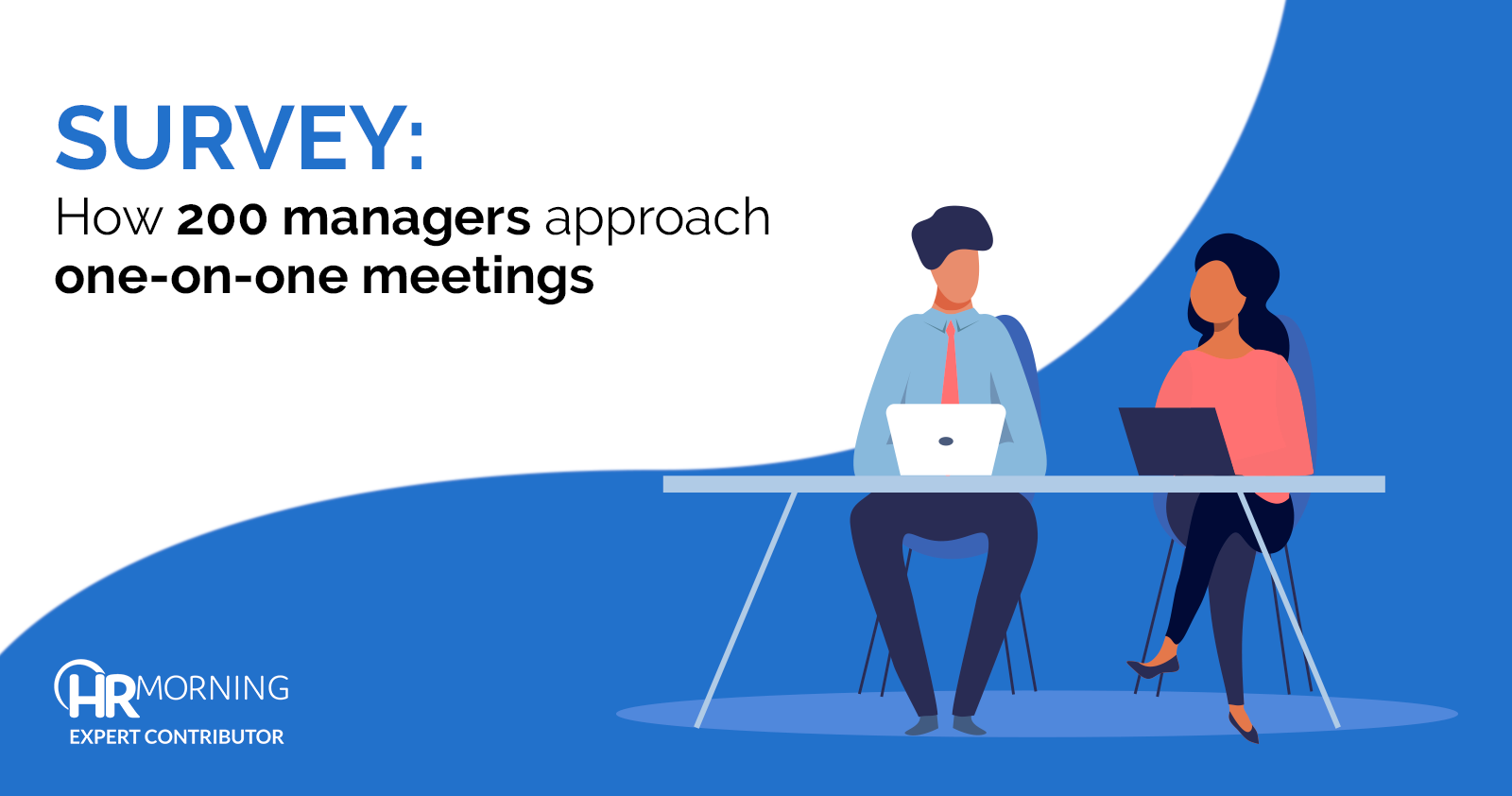 survey how 200 managers approach one on one meetings