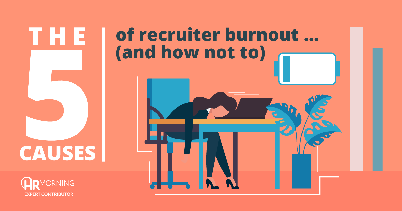 5 causes recruiter burnout