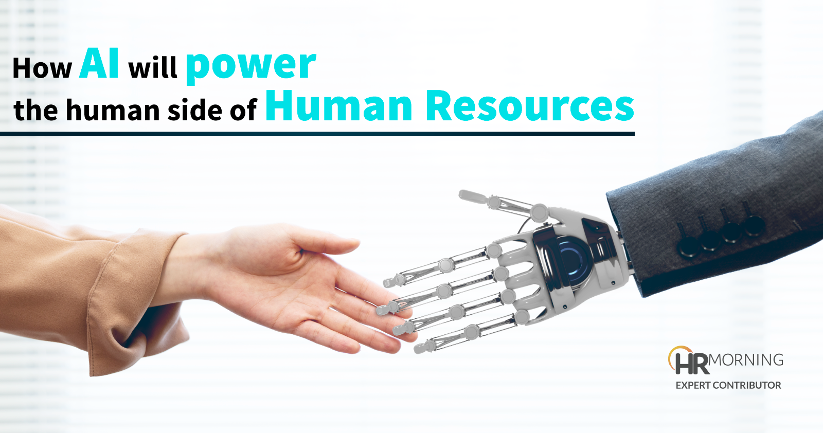 how ai will power the human side of human resources