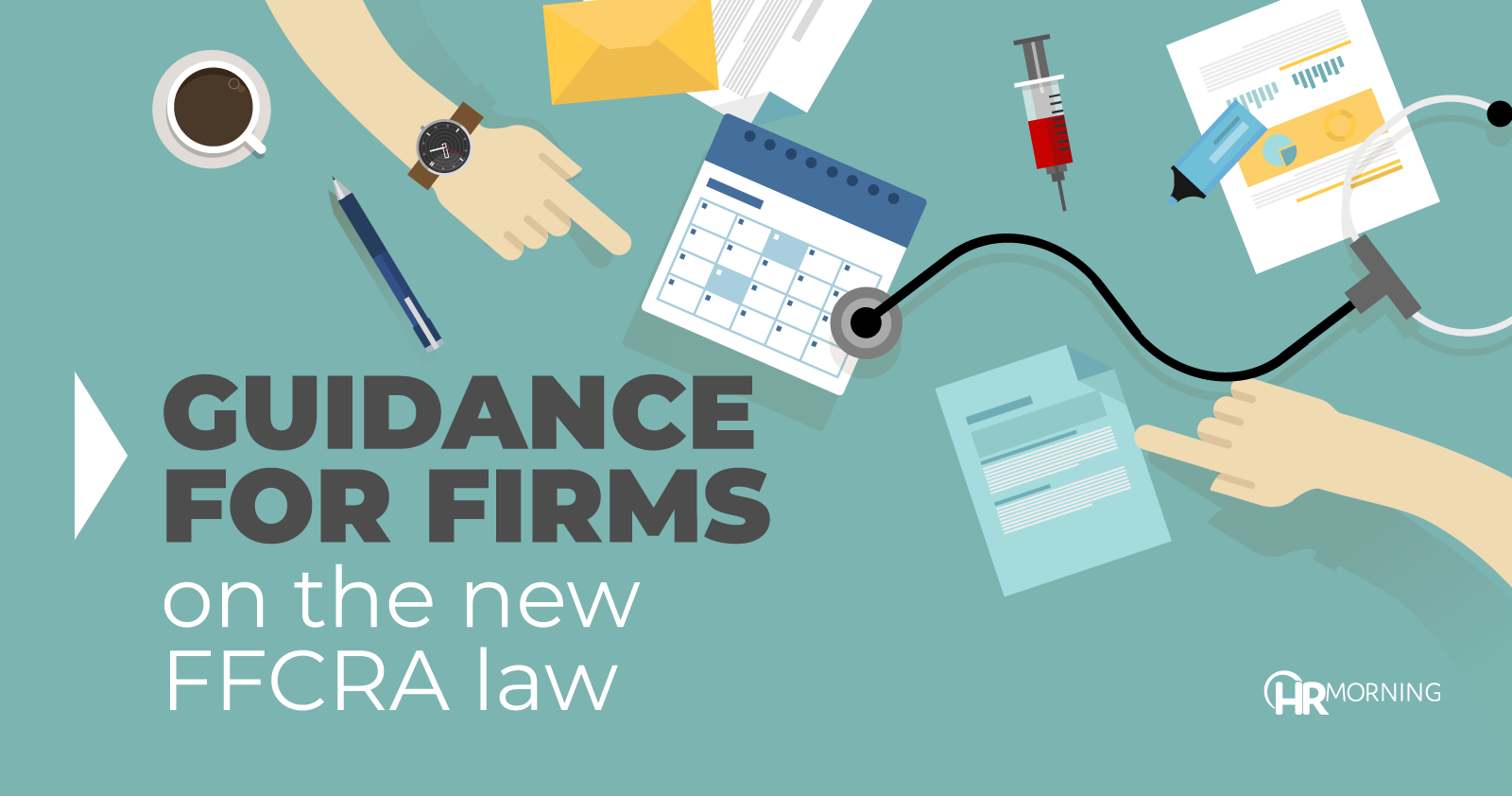 Guidance for firms on the new FFCRA law