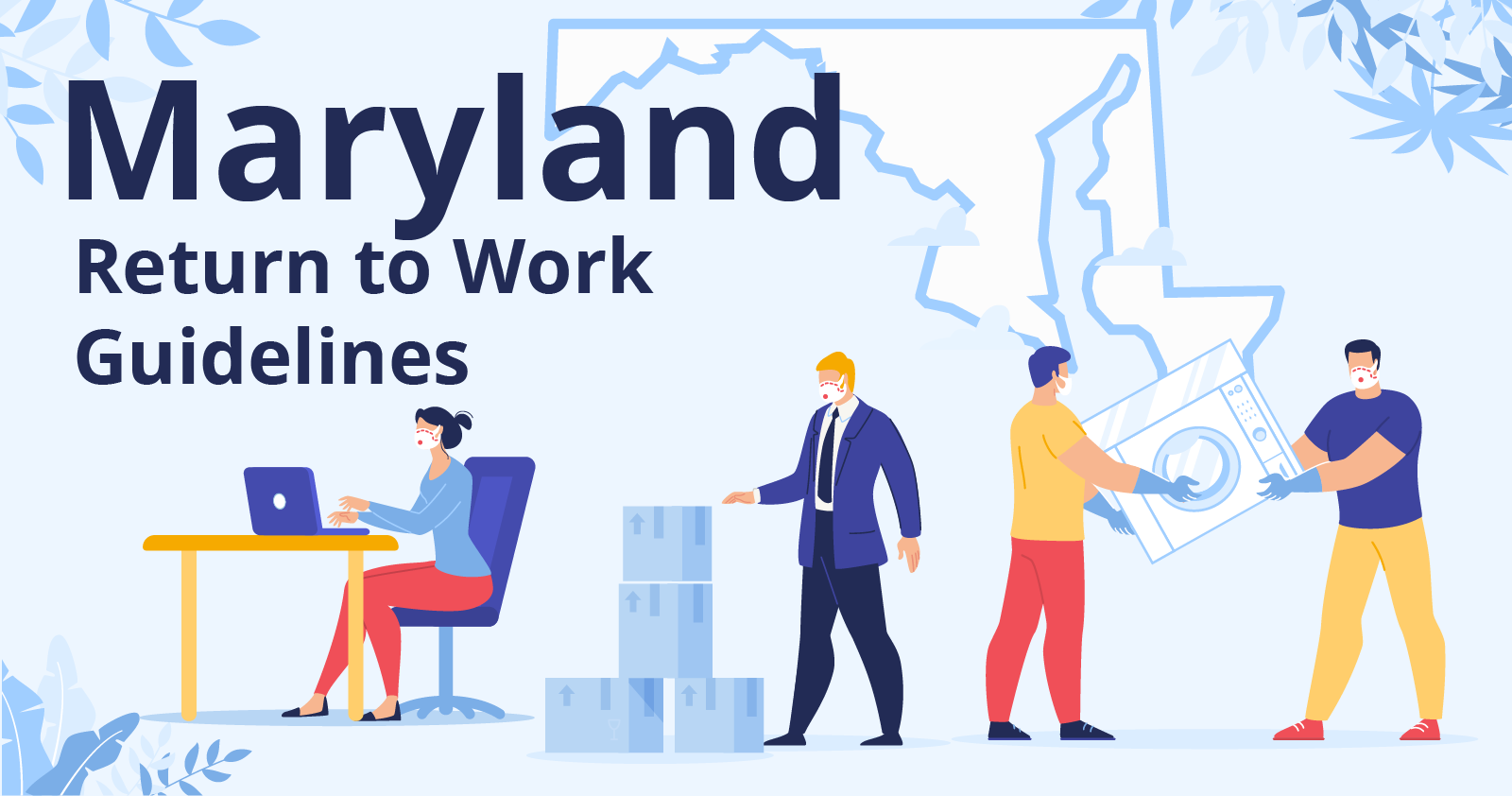 maryland return to work