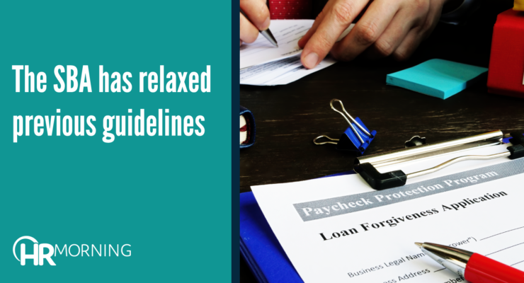 ThSBA has relaxed previous guidelines