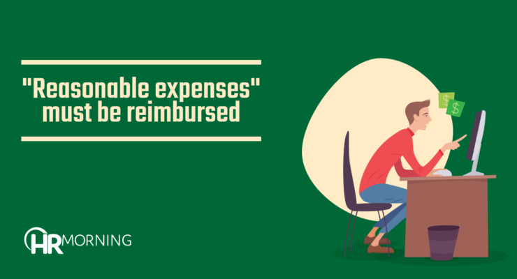 Remote employee expenses Staying compliant with