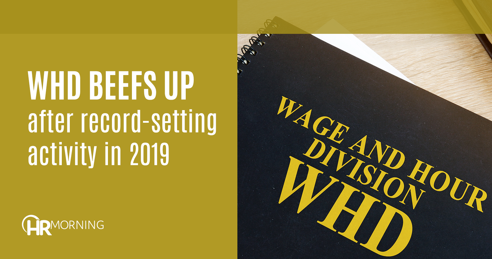 whd beefs up after record setting activity in 2019