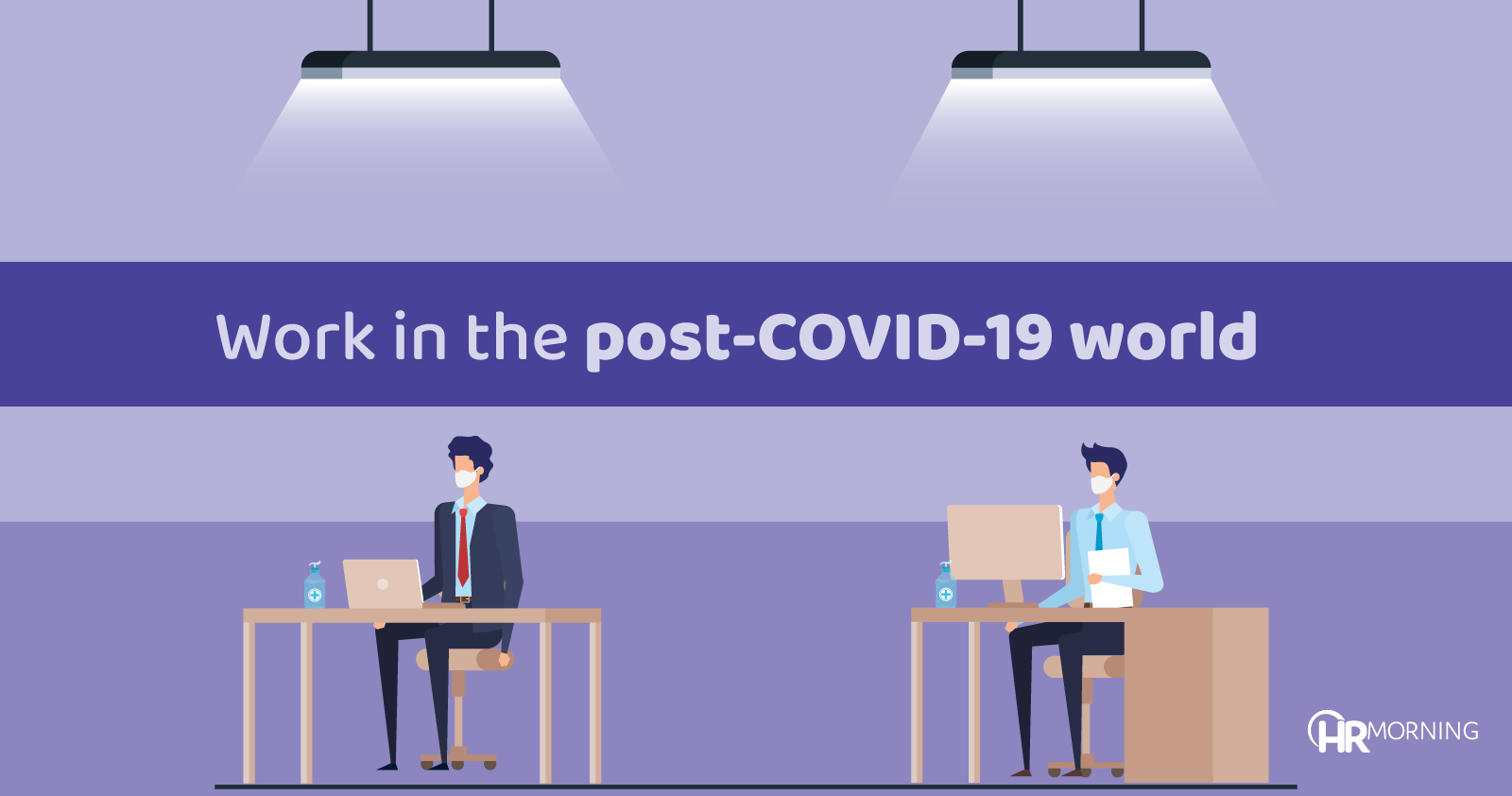 work in the post covid-19 world