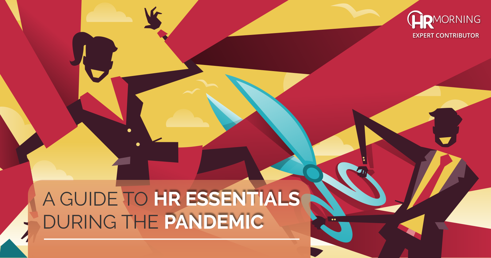 a guide to HR essentials during the pandemic