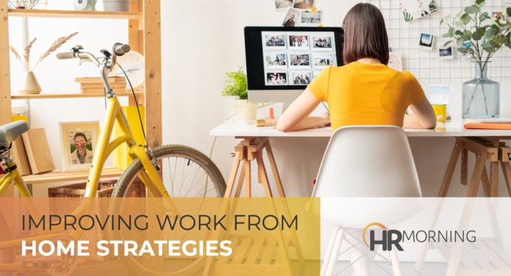 improving work from home strategies