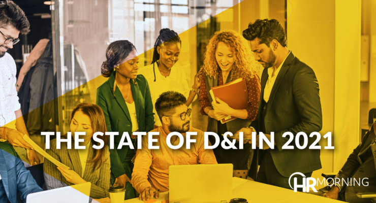 The State of D&I in 2021