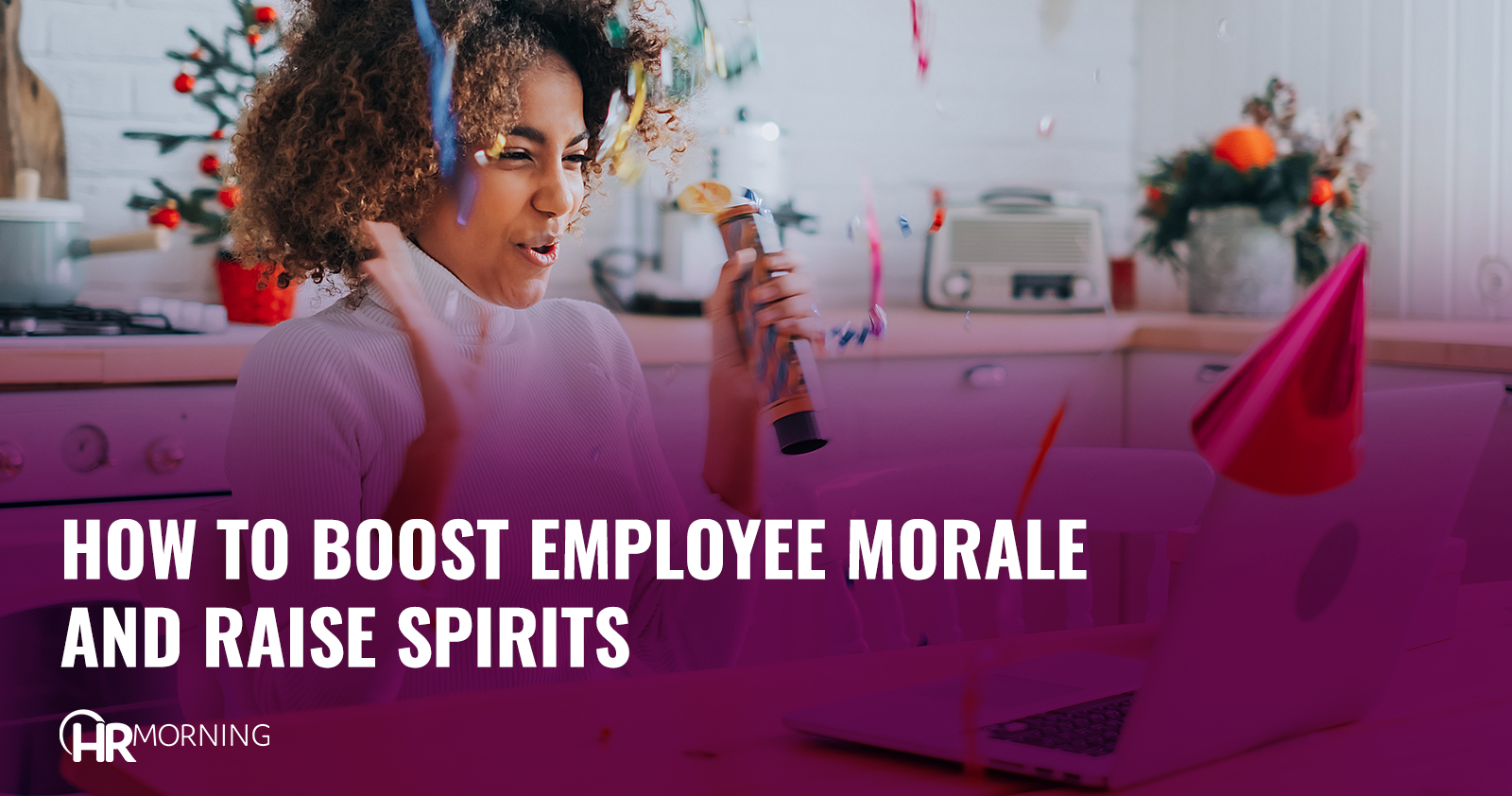 how to boost employee morale and raise spirits