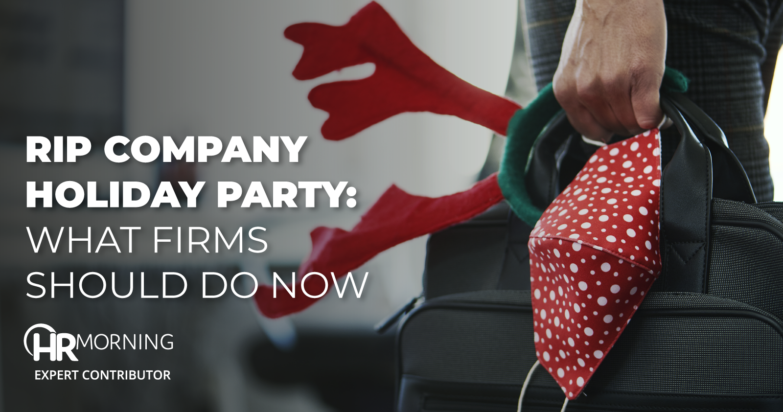 rip company holiday party what firms should do now