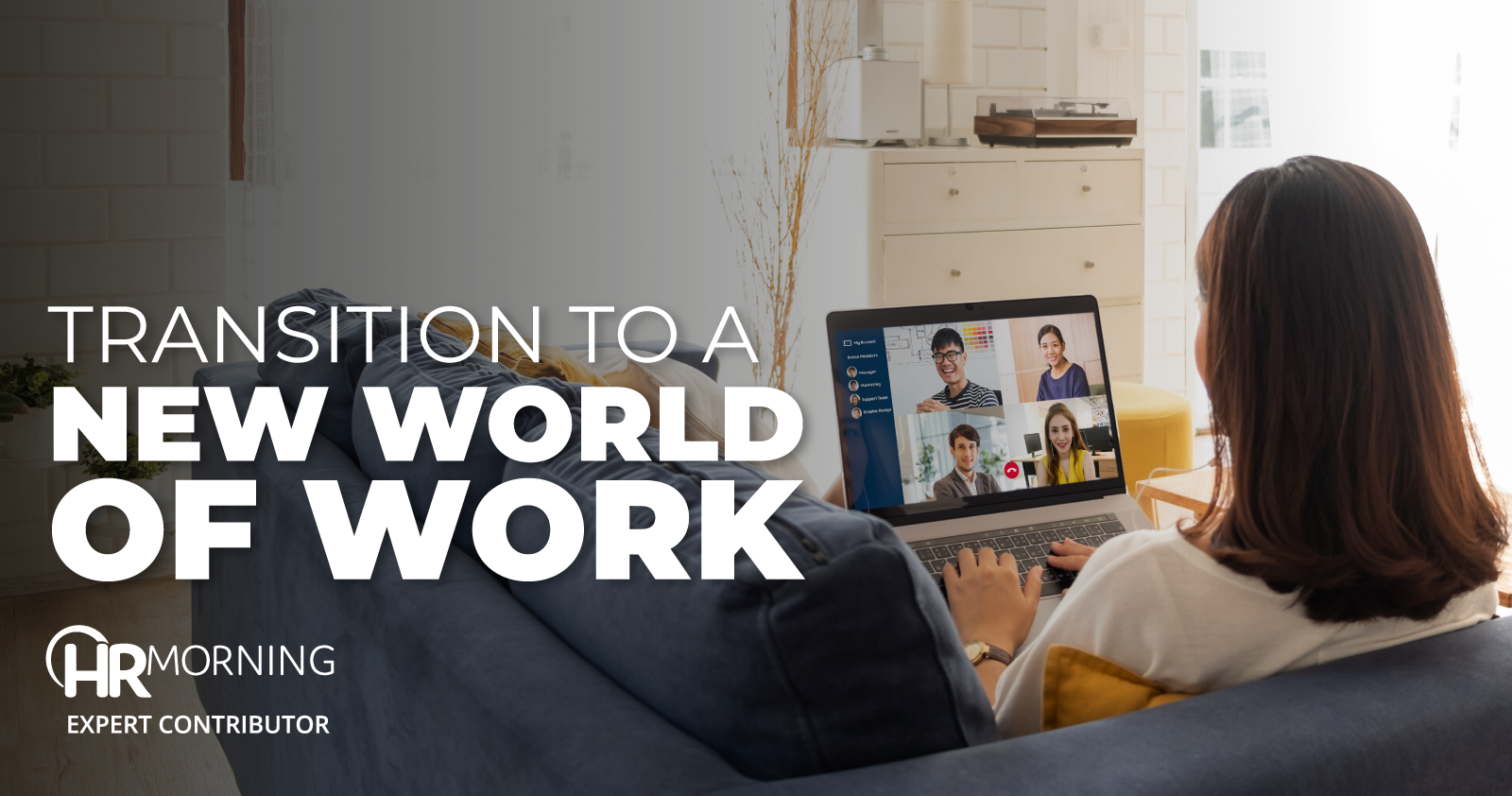 transition to a new world of work