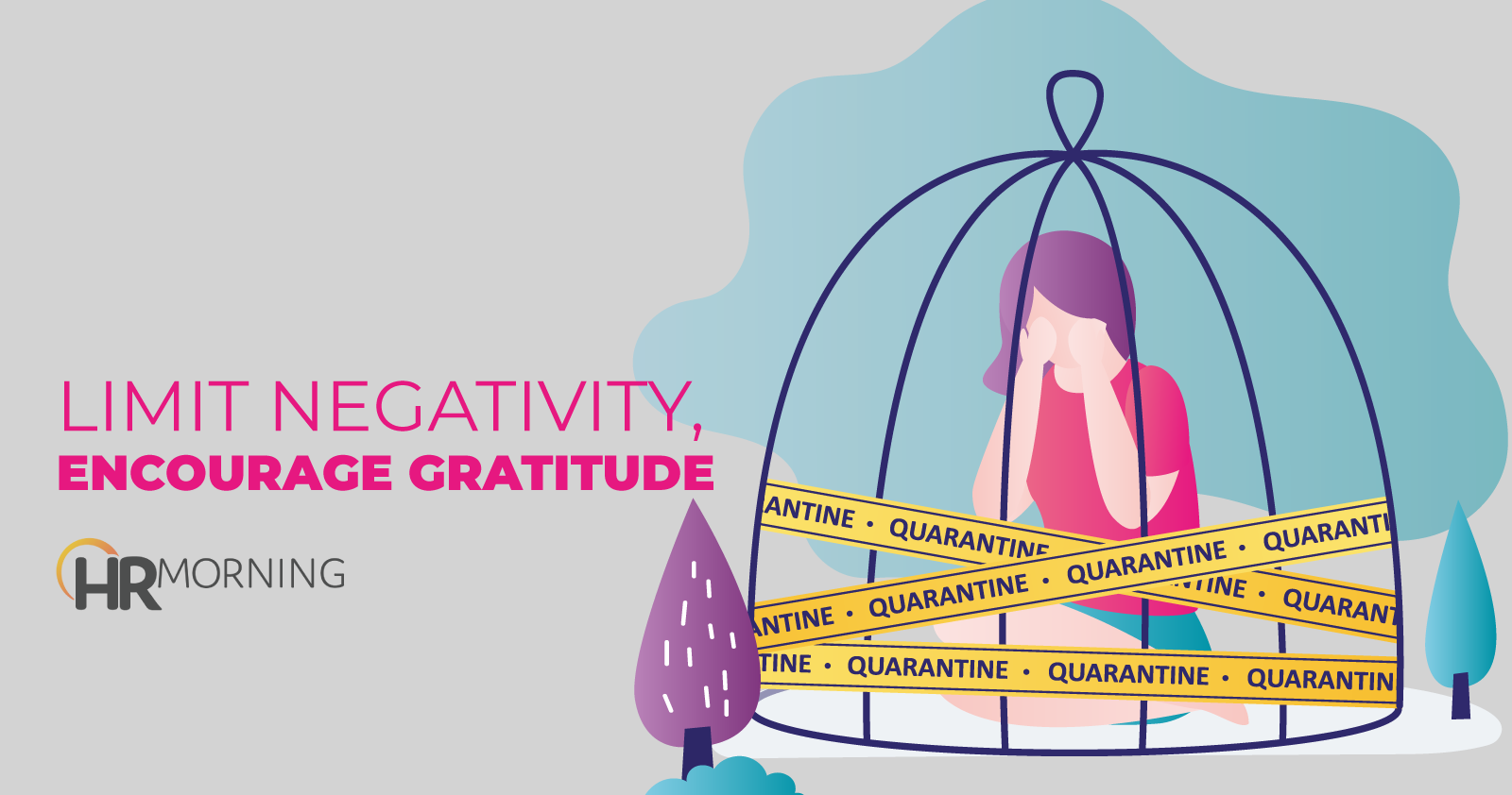 limit negativity encourage gratitude