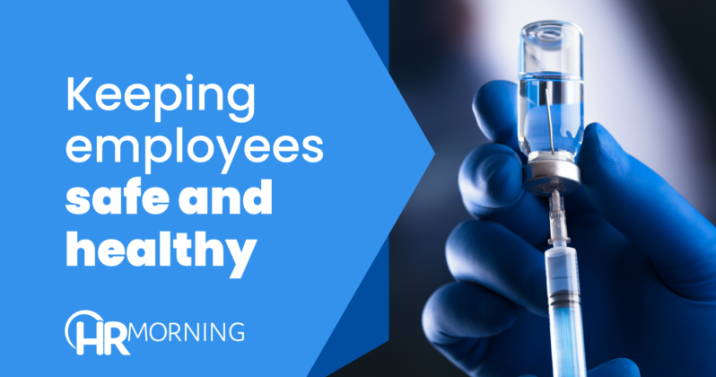 keeping employees safe and healthy