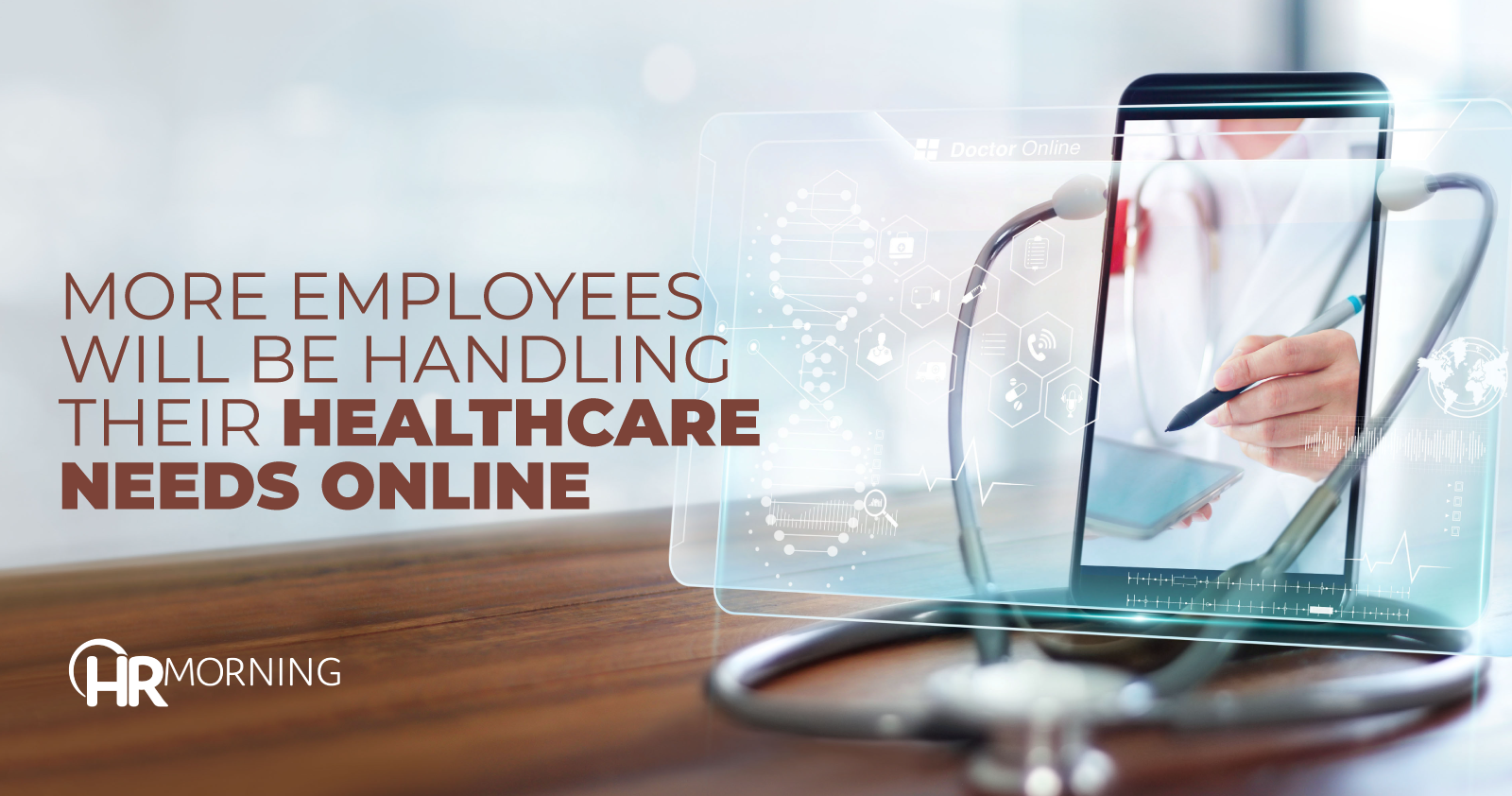More Employees Will Be Handling Their Healthcare Needs Online