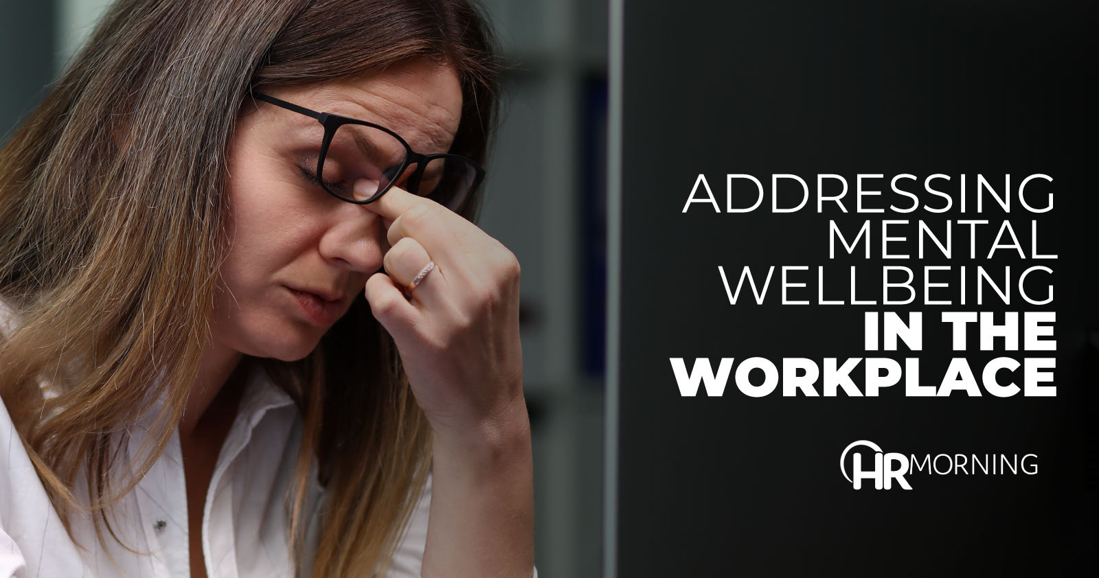 addressing mental wellbeing in the workplace