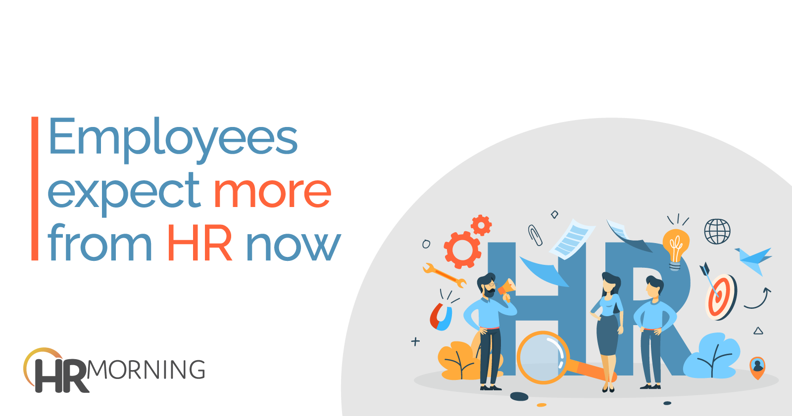 employees expect more from hr now