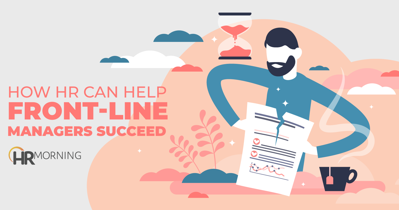 how hr can help front line managers succeed