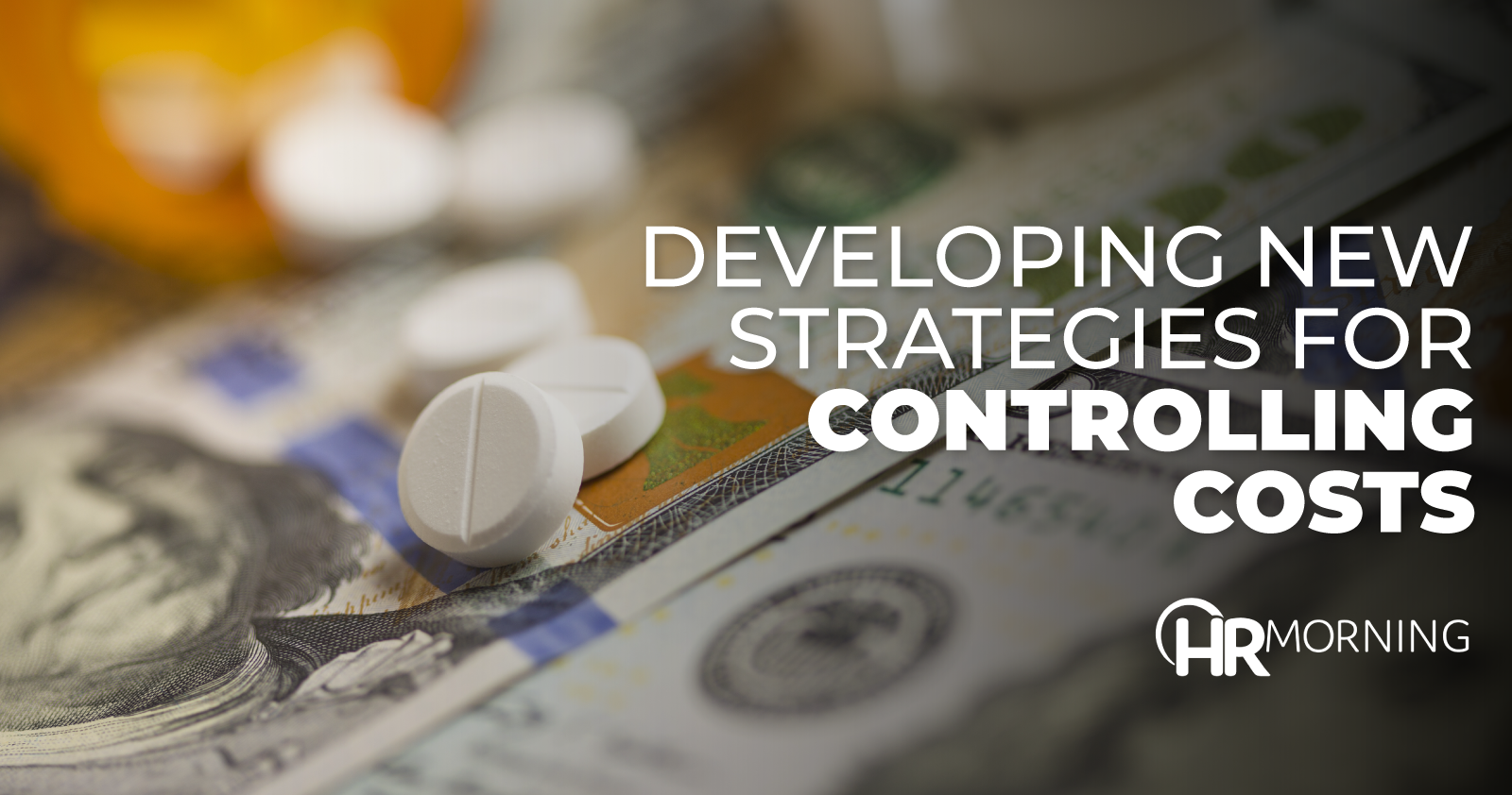 Developing New Strategies For Controlling Costs