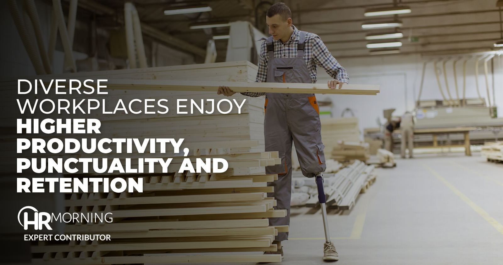 diverse workplaces enjoy higher productivity punctuality and retention