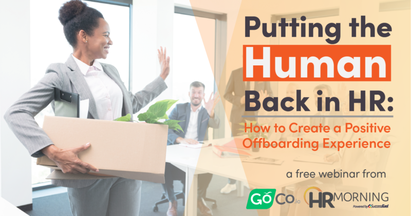 Putting the Human Back in HR