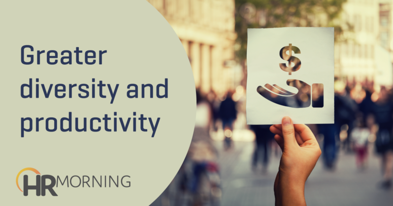 Greater Diversity And Productivity