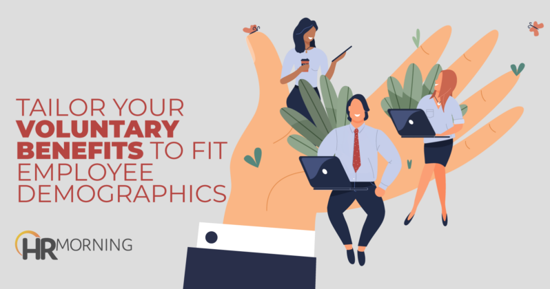 Tailor Your Voluntary Benefits To Fit Employee Demographics