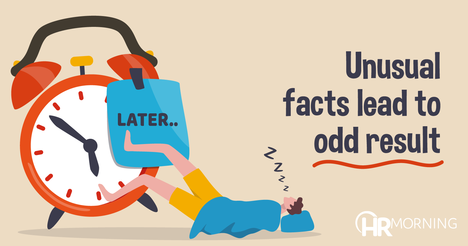unusual facts lead to odd result